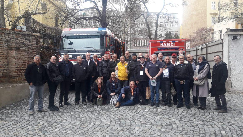 פעילות האיגוד – משלחת קבטים לפראג
